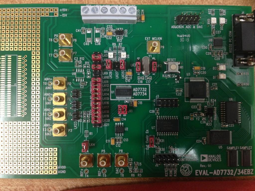 AD7734-Board